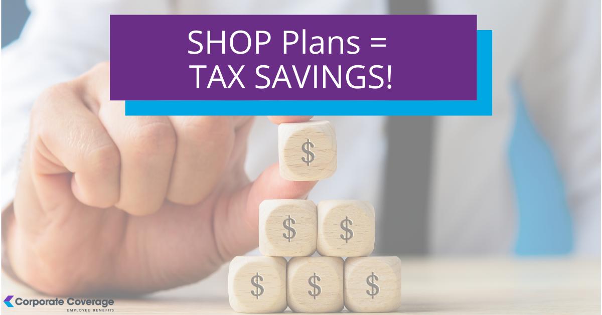 Small Business Group Health Insurance Tax Credit aka SHOP ...
